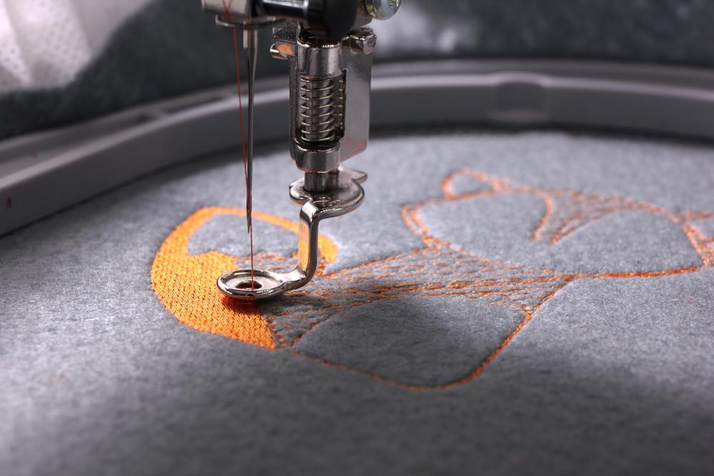 broderia textilelor
